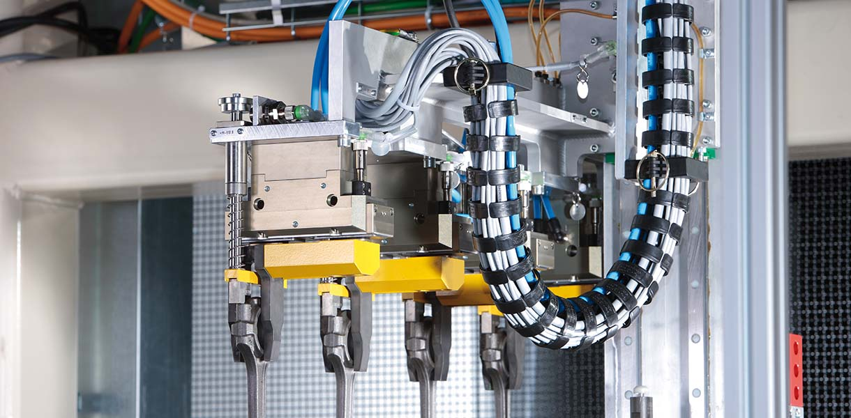 Gantry Robots | ALFING SPECIAL MACHINE GROUP
